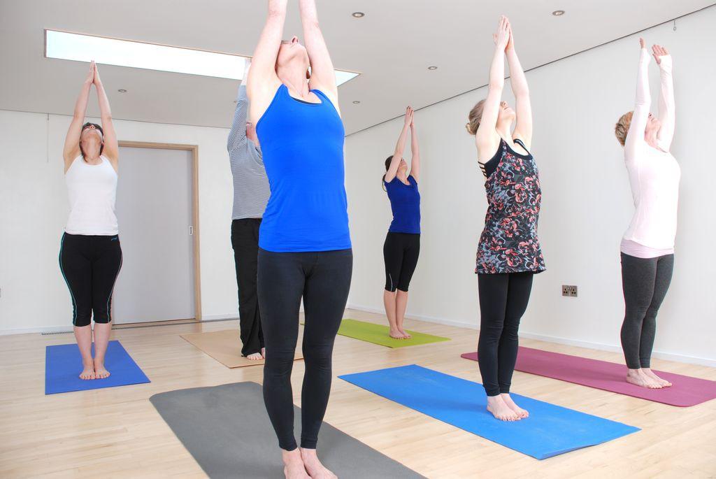 Thumbnail image for Vinyassa Yoga Flow