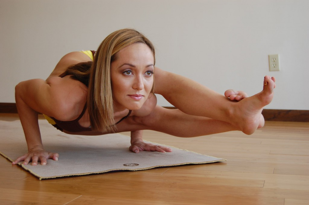 thumbnail image for Kino Macgregor Yoga Workshop for Everyone