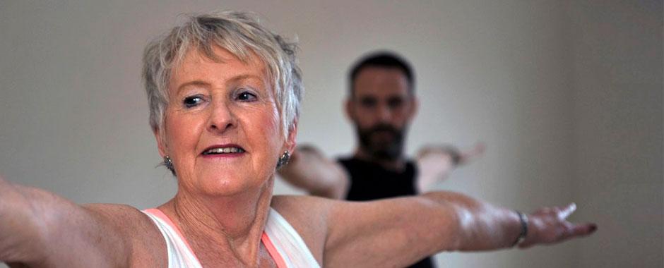 Yoga Manchester - Margaret Roberston