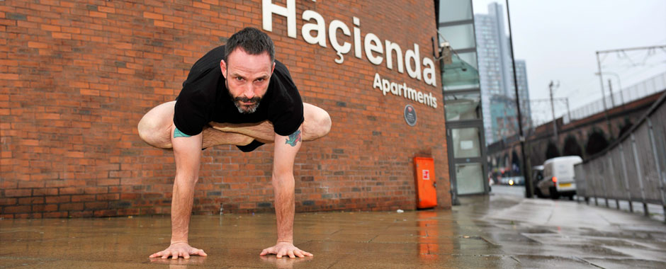Yoga Manchester - Matt Ryan