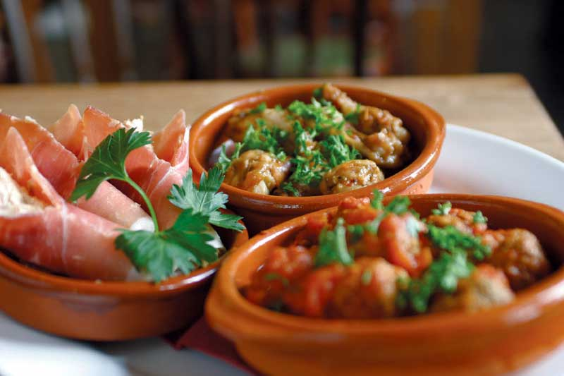thumbnail image for Sharing my Tapas with you….
