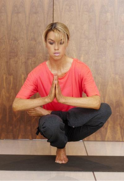 Julie Neville Yoga 1