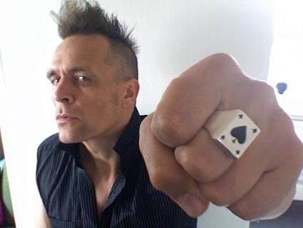 john-robb punk rocker television