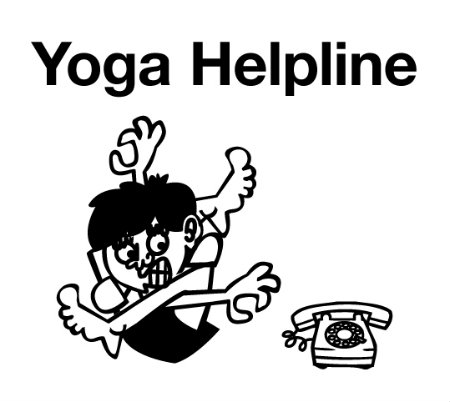 thumbnail image for Yoga Helpline – Answers and Advice to all your Yoga questions