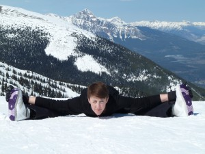 Kirstin Robertson, Jasper, Canada