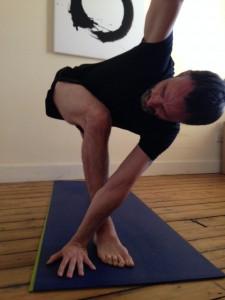 matt ryan parshvakonasana b wrong variation ashtanga yoga manchester