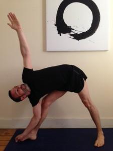 Matt Ryan trikonasana triangle wrong form ashtanga yoga