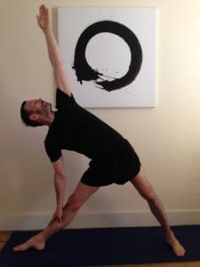 matt ryan trikonasana triangle variation ashtanga yoga