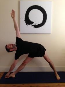 matt ryan trikonasana triangle ashtanga yoga manchester