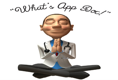 thumbnail image for What's App Doc ! Digital musings from a Yomanc GP -Yoga in your Face
