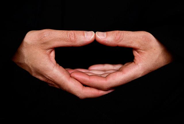 cosmic mudra zazen zen ashtanga yoga