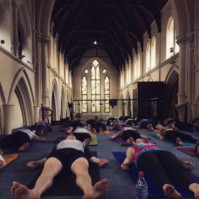 yoga fallowfield manchester