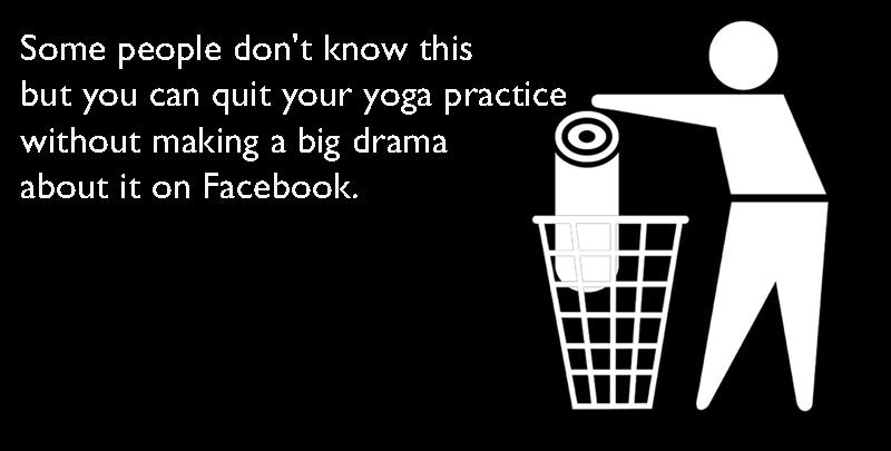 yoga quiters