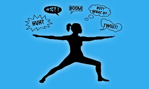 thumbnail image for Be a warrior not a worrier : Yoga- A state of the art anxiety management strategy