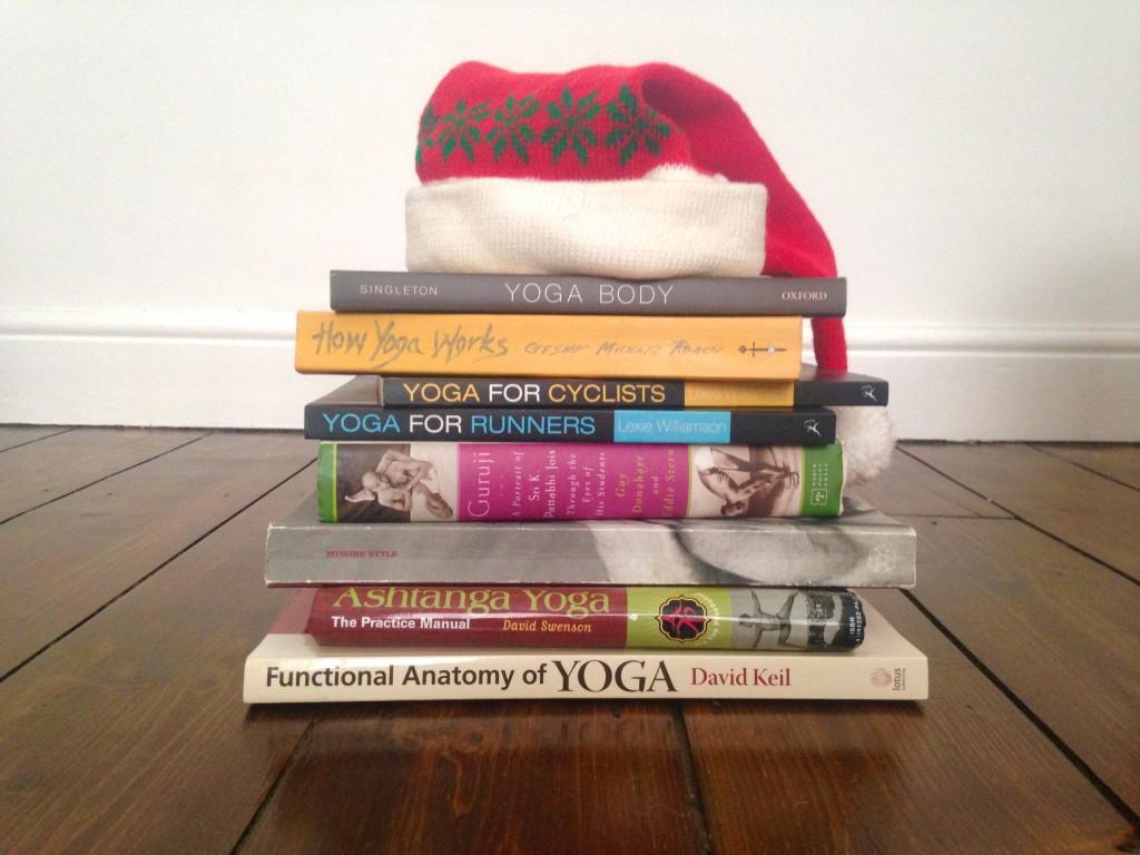 thumbnail image for A Yogi's reading list for Santa…