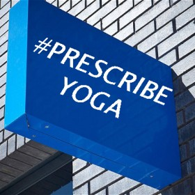 thumbnail image for #PrescribeYoga : Make better life choices.