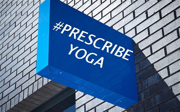 thumbnail image for #PrescribeYoga : Make better life choices.