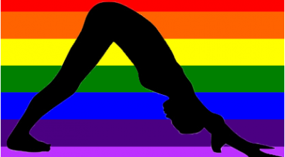 thumbnail image for Pride in the name of Yoga By Vicken Couligian