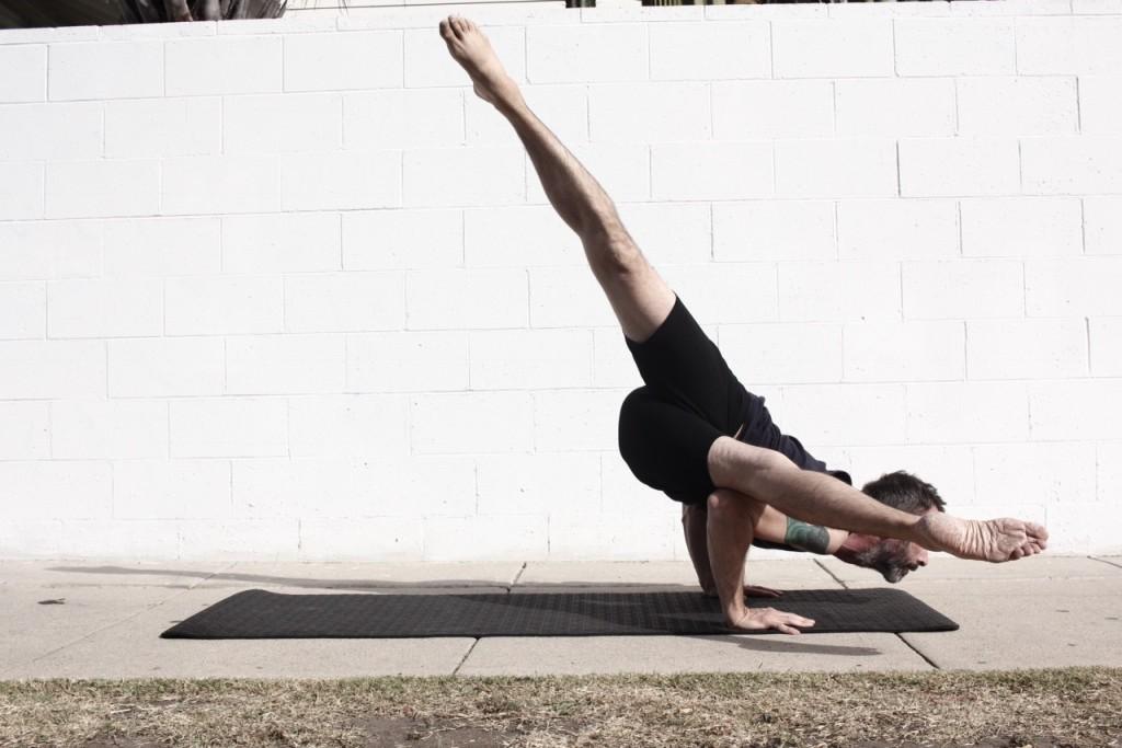 thumbnail image for Ashtanga Yoga Full Force with Matt Ryan