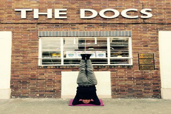 thumbnail image for Head-standing, Outstanding ! by Dr.Matt Joslin