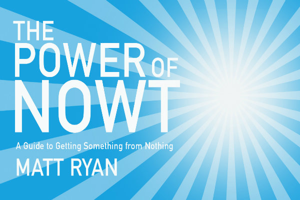thumbnail image for The Power of Nowt by Matt Ryan