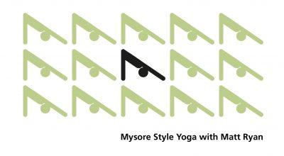 thumbnail image for Matt Ryan's All New Ashtanga Yoga Mysore Style Intensive