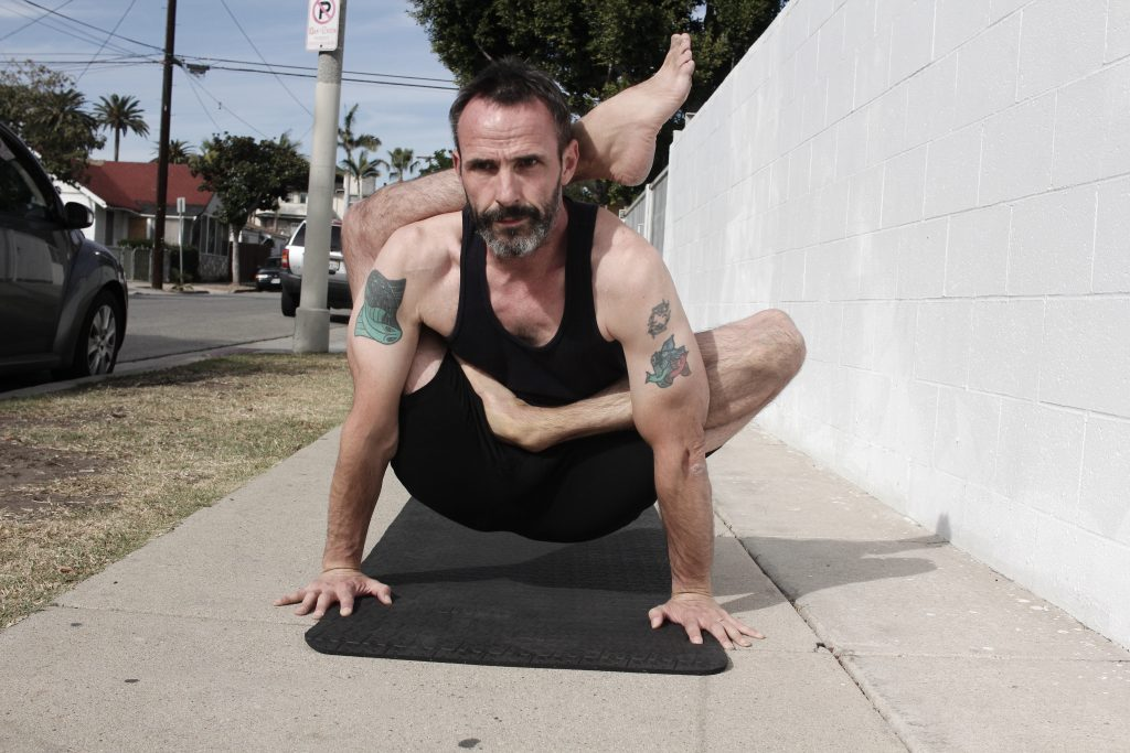 thumbnail image for Yoga O.A.P. (Older Ashtanga Practitioner) by Matt Ryan