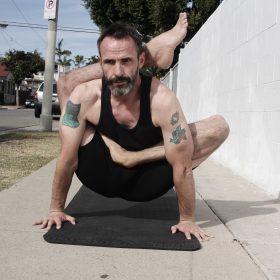 thumbnail image for Yoga O.A.P. (Older Ashtanga Practitioner) by Matt Ryan