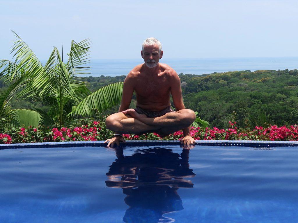thumbnail image for Yoga Manchester People : Kieron 'Wonderful' James