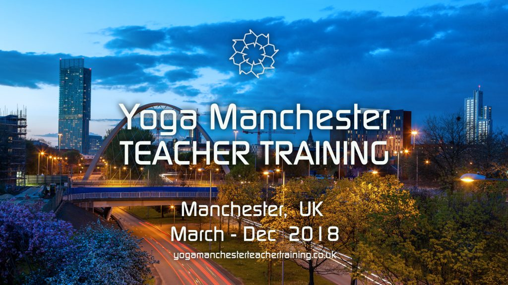 thumbnail image for Yoga Manchester Teacher Training 2018