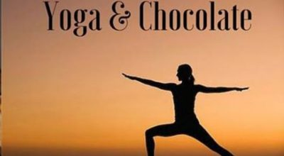 thumbnail image for Chocolate Yoga Flow with Liam Browne
