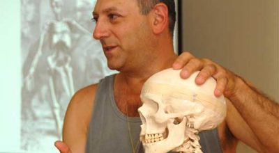 thumbnail image for Leslie Kaminoff Yoga Anatomy Weekend Workshop