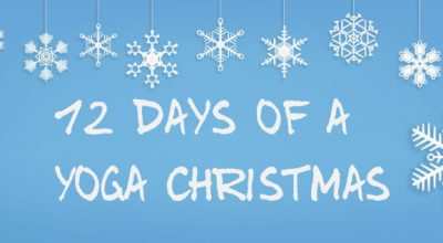 thumbnail image for 12 days of a Yoga Christmas