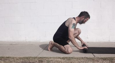 thumbnail image for FREE live online Yoga sessions with Matt Ryan